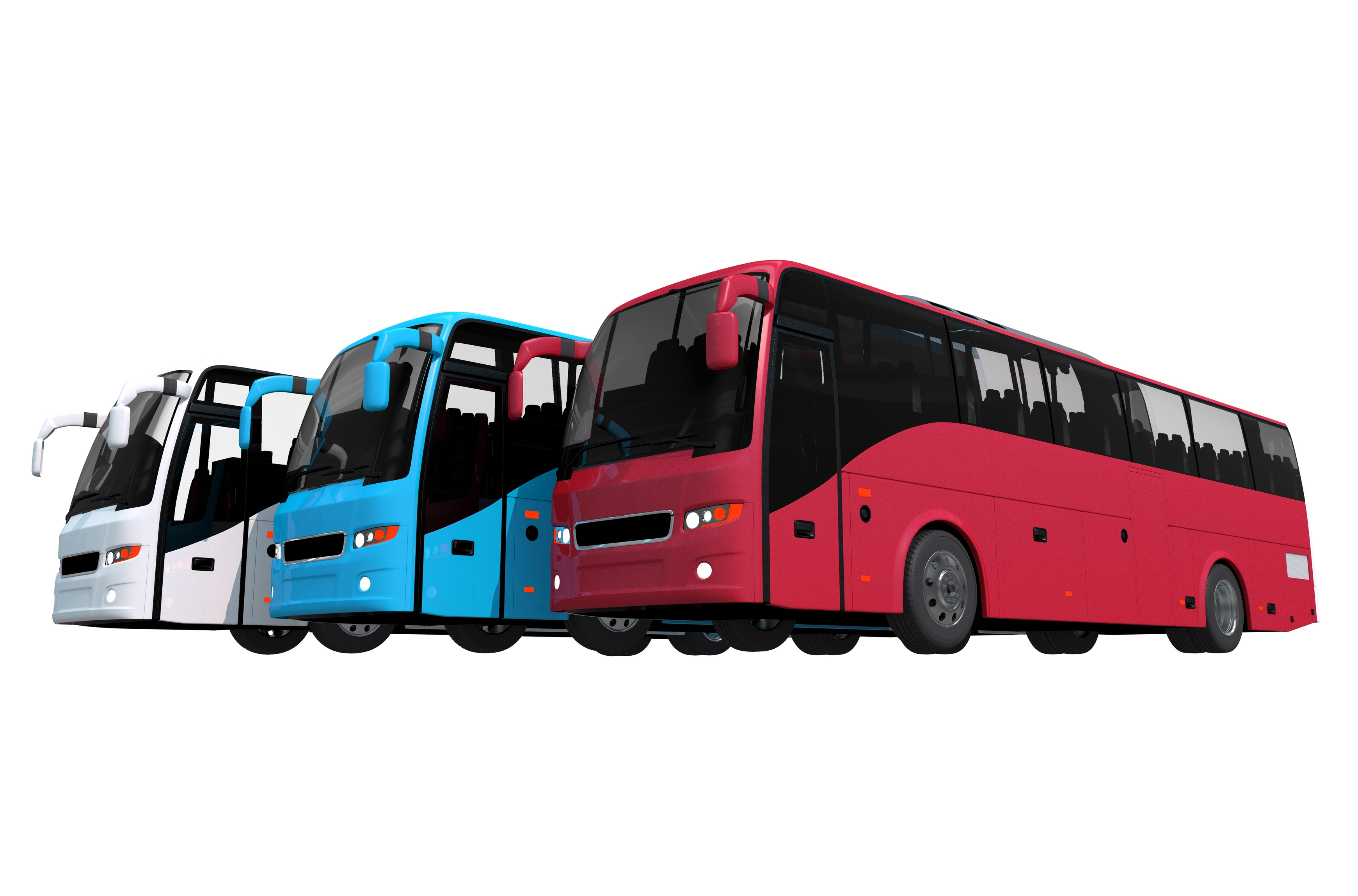Choose from a Wide Variety of Buses